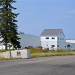 L'usine Omera Shells de Richibucto. - Archives