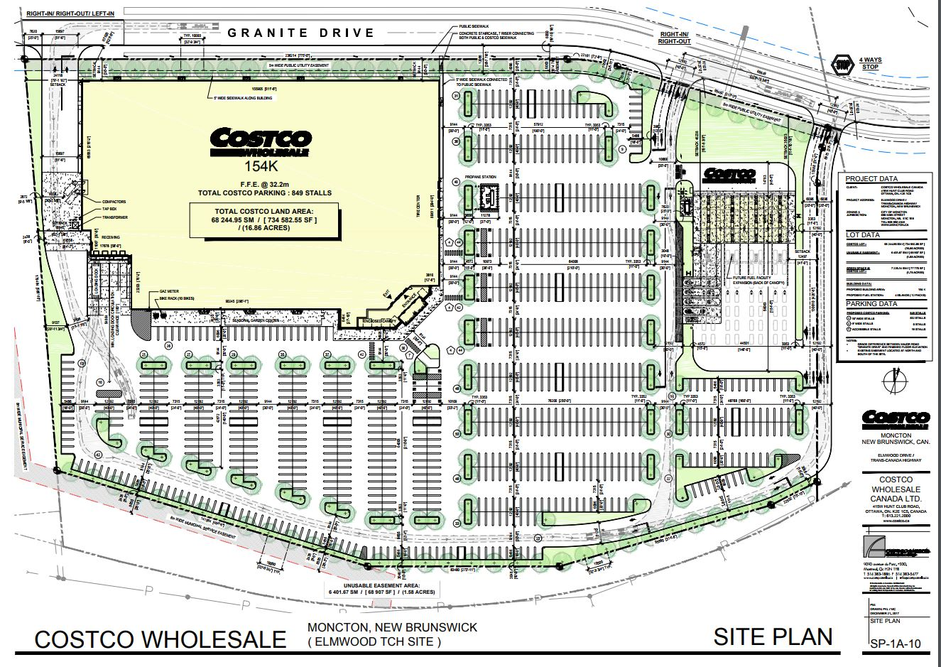 New Costco Moncton location to open November 16 - K945