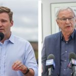 Brian Gallant et Blaine Higgs - Archives