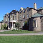 La résidence officielle de la lieutenante-gouverneure du Nouveau-Brunswick. - Archives