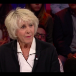 Denise Bombardier sur le plateau de TLMEP - Photo: capture d'écran