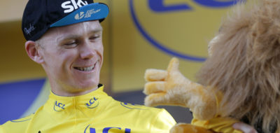 Chris Froome - Archives
