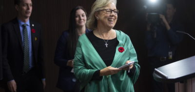 Elizabeth May - Archives